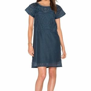 Twelfth Street By Cynthia Vincent Embroided Dress